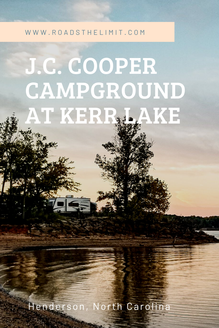 J.C. Cooper Campground at Kerr Lake