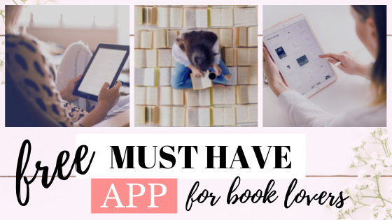 must have app for book lovers