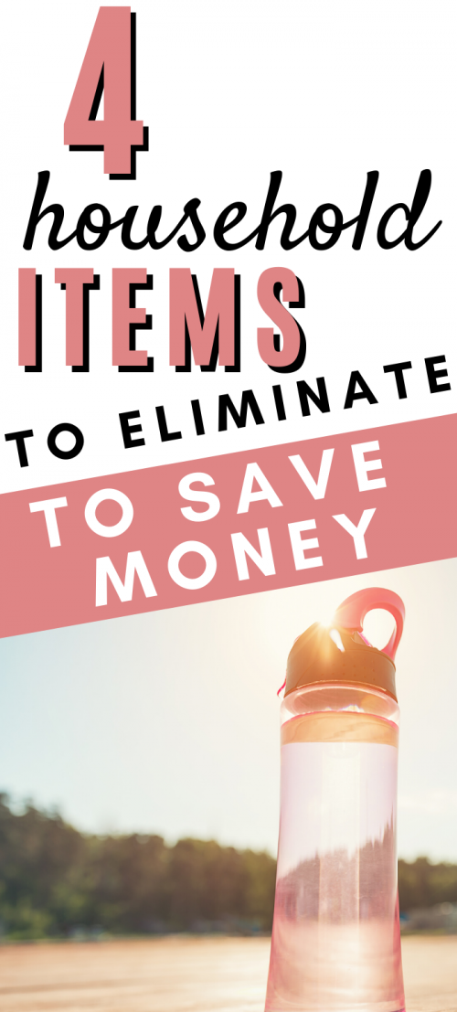 save money on common household items